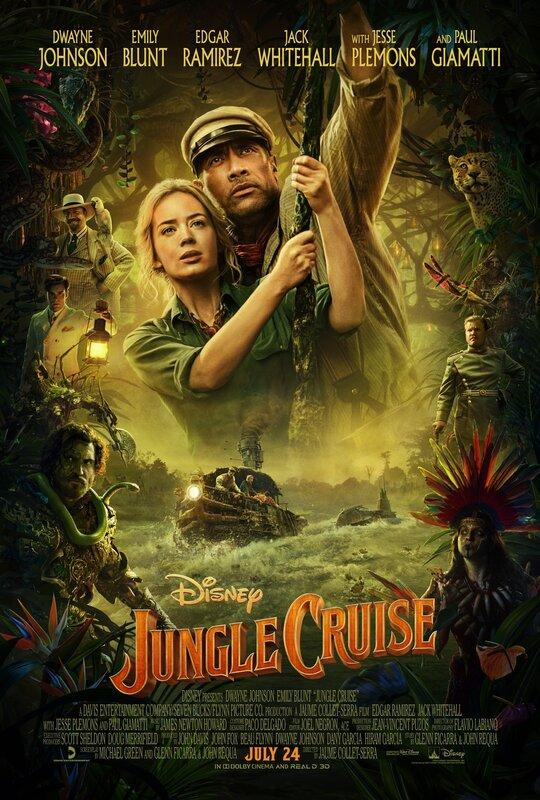 Круиз по джунглям